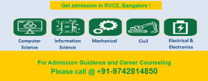 RV College of Engineering admission